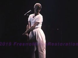 David Bowie Live at Selland Arena, Fresno, CA, USA (April 2nd, 1978)