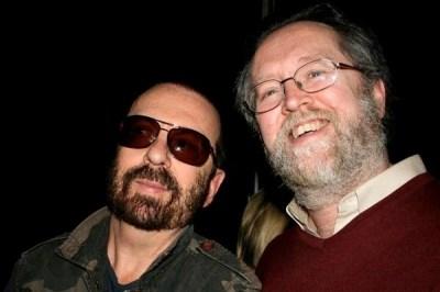 Dave Stewart of The Eurythmics