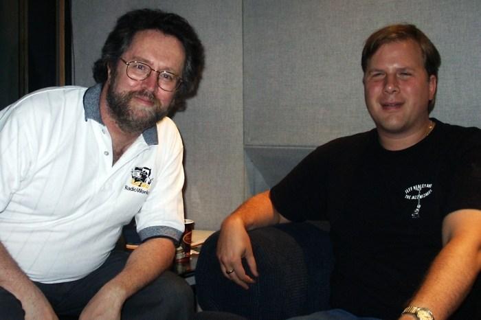 David and Jeff Healey