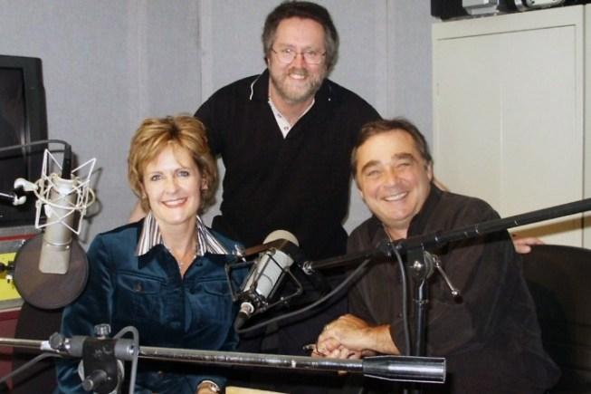 Erin Davis, David Bray and Mike Cooper