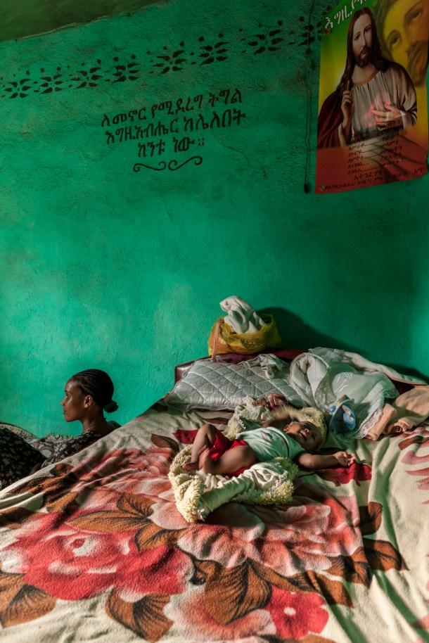Rahel & Tesfayeh - Safe Homes