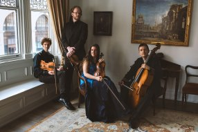 London Haydn Quartet by David Brunetti