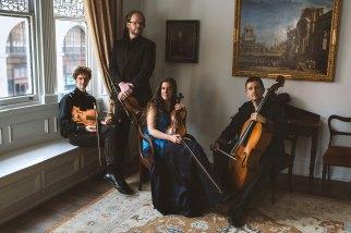 London Haydn Quartet by David Brunetti