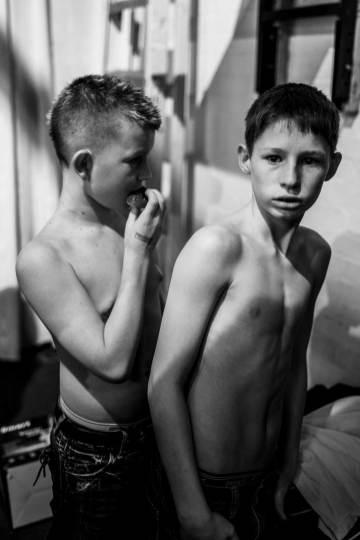 David Brunetti | the West Ham Boys Boxing Club