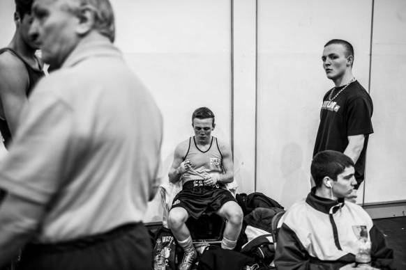 David Brunetti | the West Ham Boys Boxing Club