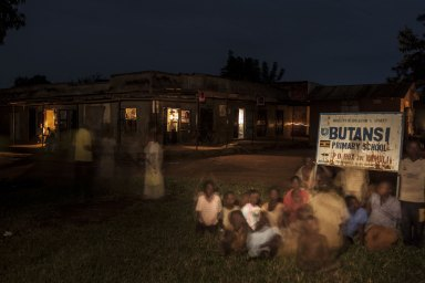 David Brunetti | Butansi At Night