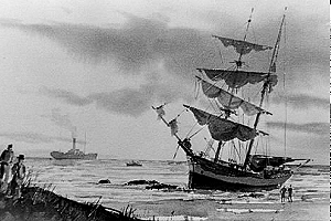 The Wreck of the Providencia