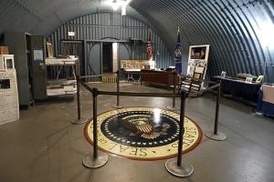 JFK Bunker by David J Castello