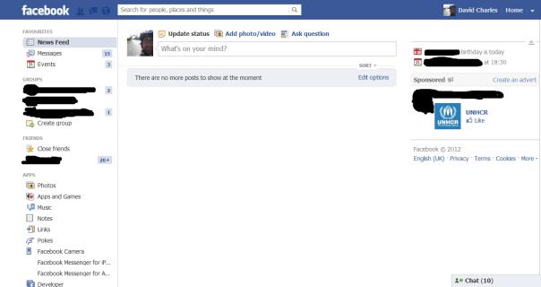 Facebook Zen