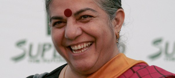 Dr Vandana Shiva: We Need to Elevate