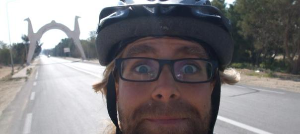 Cycling around Britain: #1 …ha ha ha!