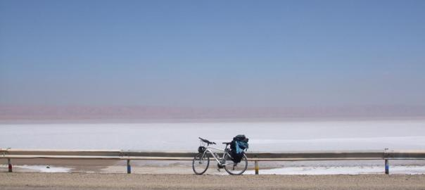 Cycling to the Sahara: Cemetaries of Civilisation