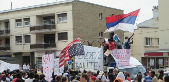 The Ghetto of Calais