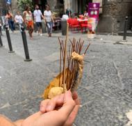 Fish cone Napoli