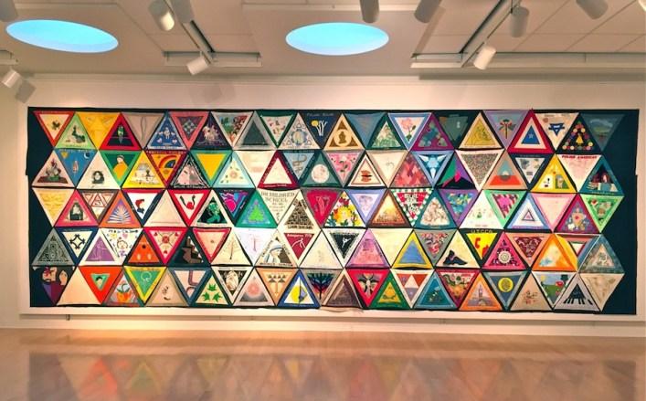 international honor quilt