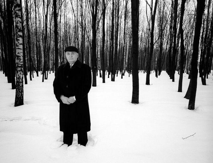 gorbachev by joe mcnally