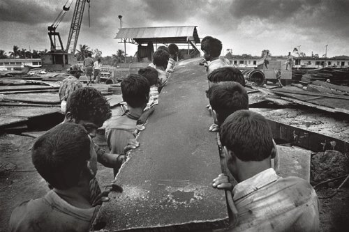 gudzowaty photo 1971 ship scrappers