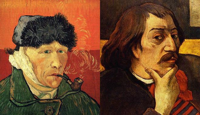 van-gogh-and-gauguin