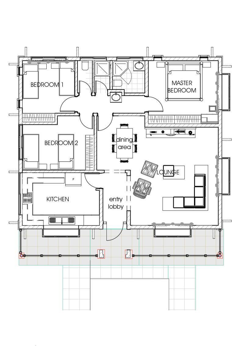 3 bedroom houses plans in kenya for Best home designs in kenya