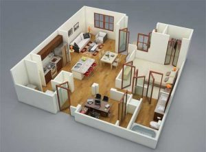 Florida Energy Efficient House Plans   David Christ   Associates Energy Efficient House Plans