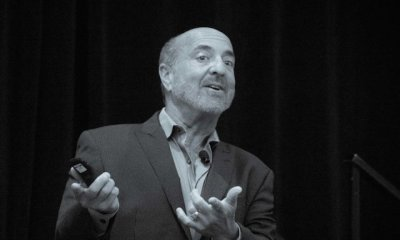 David Corbin, author of Illuminate, is a serial entrepreneur and a popular speaker (Image courtesy of Umbrella Syndicate)