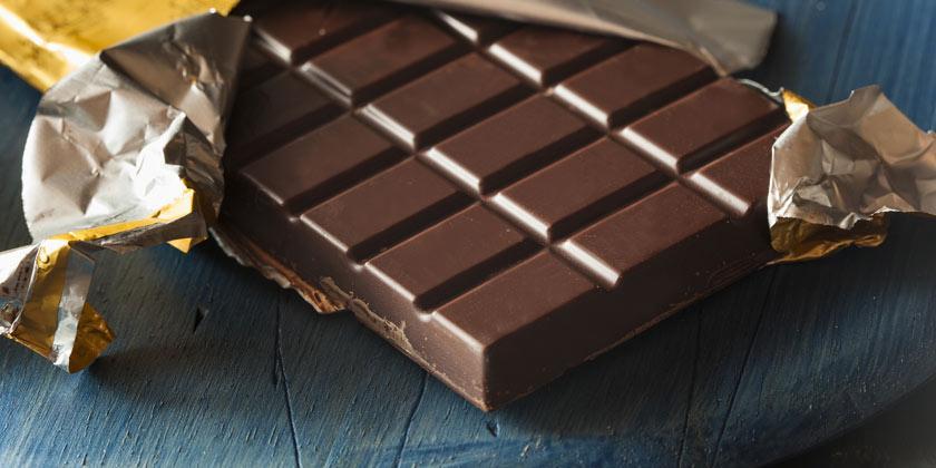 du chocolat au supermarche pour noel