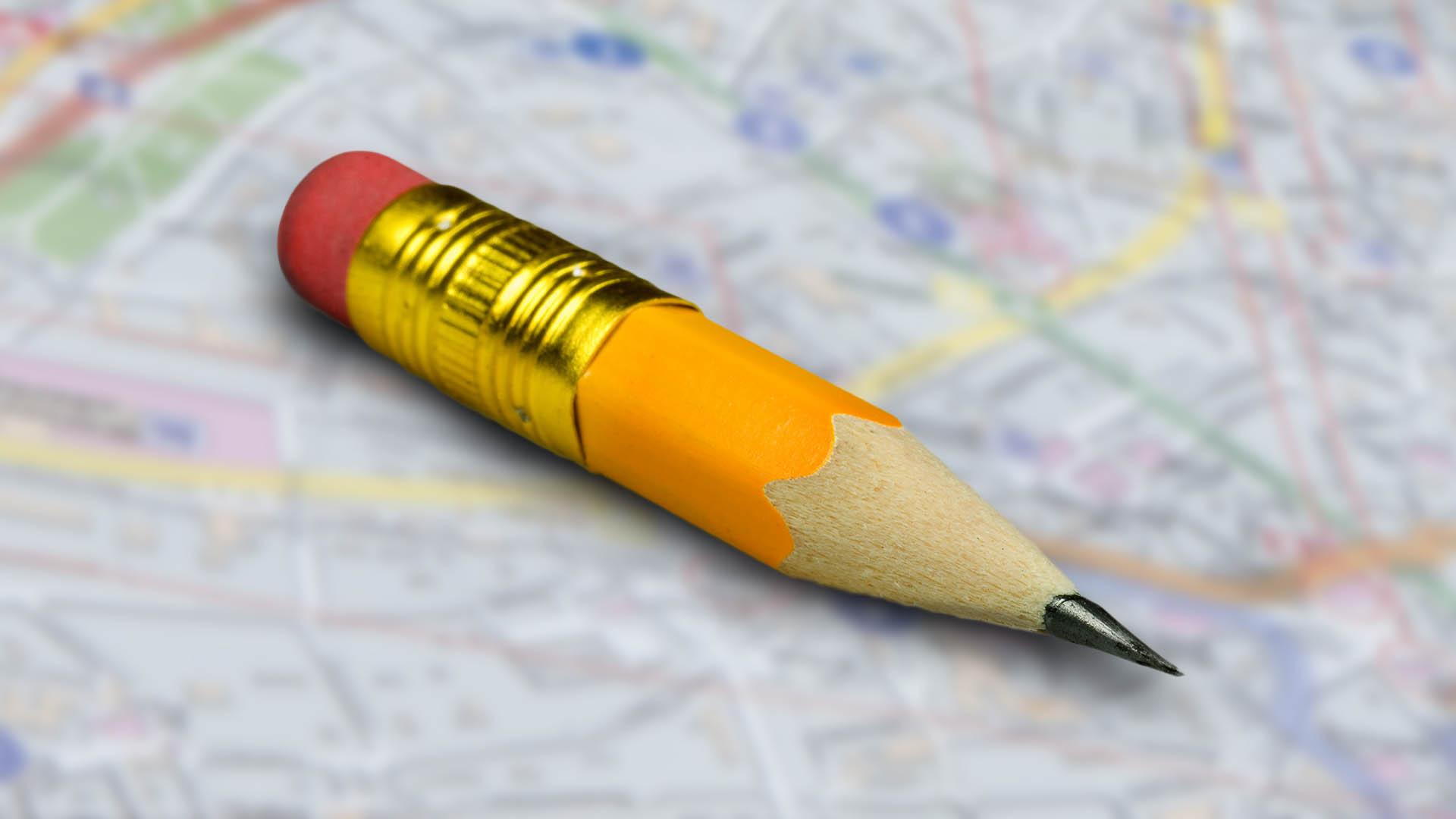 The Shortest Pencil Is Longer Than The Longest Memory