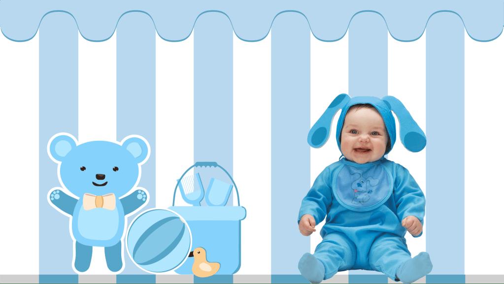 Brinquedos Azul
