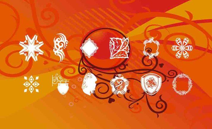 Ribbons Texturas e Backgrounds Ornamentais – 2021