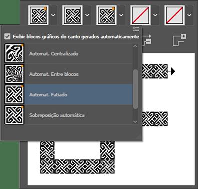 Adobe Illustrator Pinceis Personalizados Caminho inteligente configurando caminho