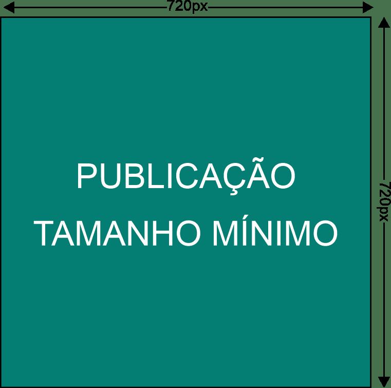 Google Business Publicação Mínima 720x720