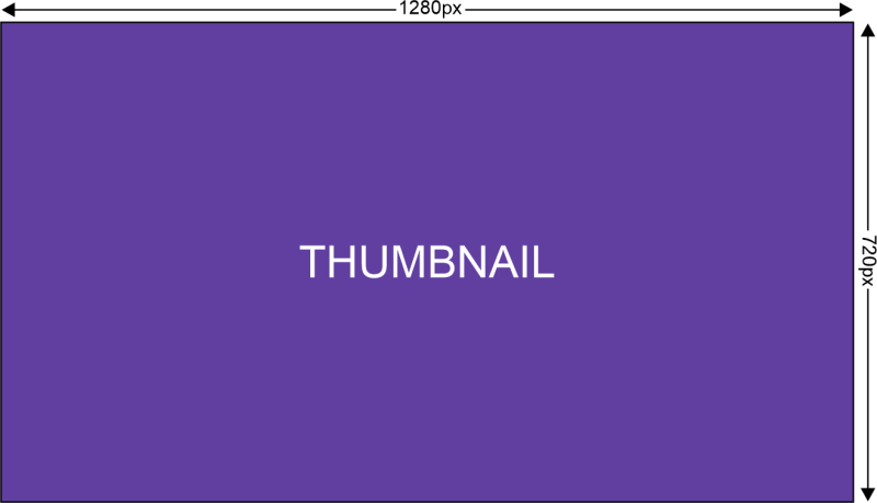 Twitch Thumbnail 1280x720