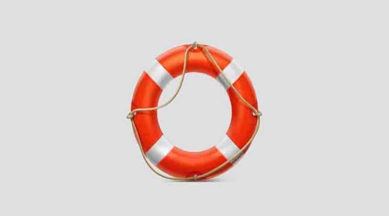 Boia salva vida PNG