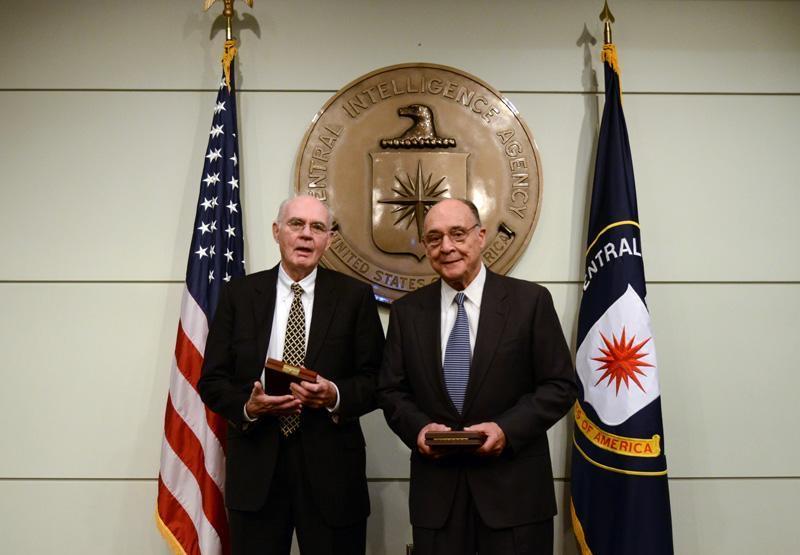 CIA awards presentation