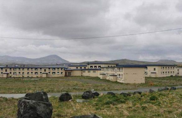 Adak Army Base