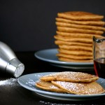 Gingerbread Protein Pancakes 03