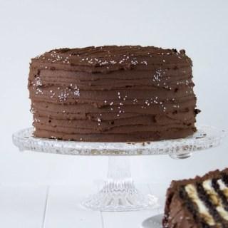 Millionaire's Layer Cake