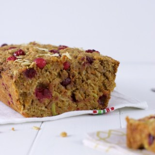 Cranberry Orange Loaf 01