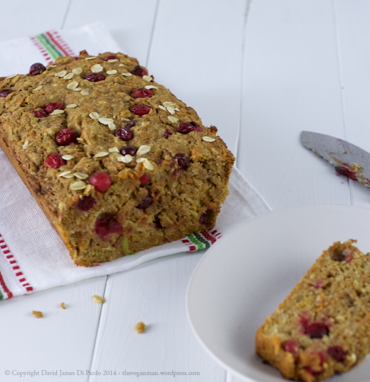 Cranberry Orange Loaf 03