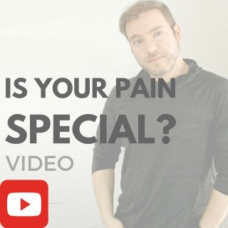Is Your Pain Special? [Video]