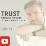 Trust building it and breaking it