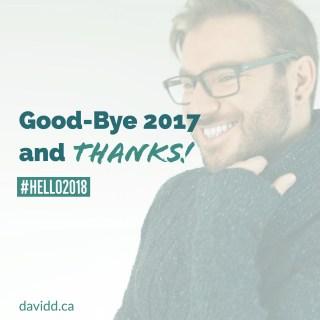 Good-Bye 2017!