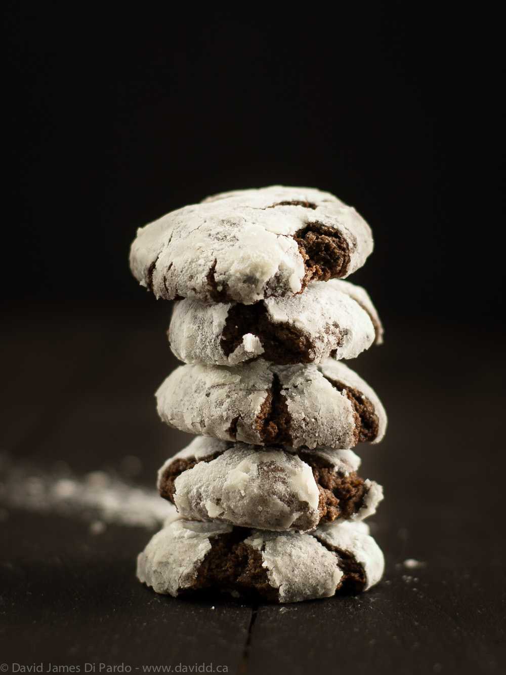 Vegan Chocolate Orange Crinkles