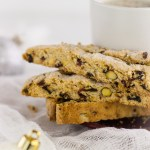 Vegan Holiday Biscotti