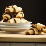 Vegan Rugelach Cookies