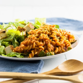 Easy Vegan Pasta