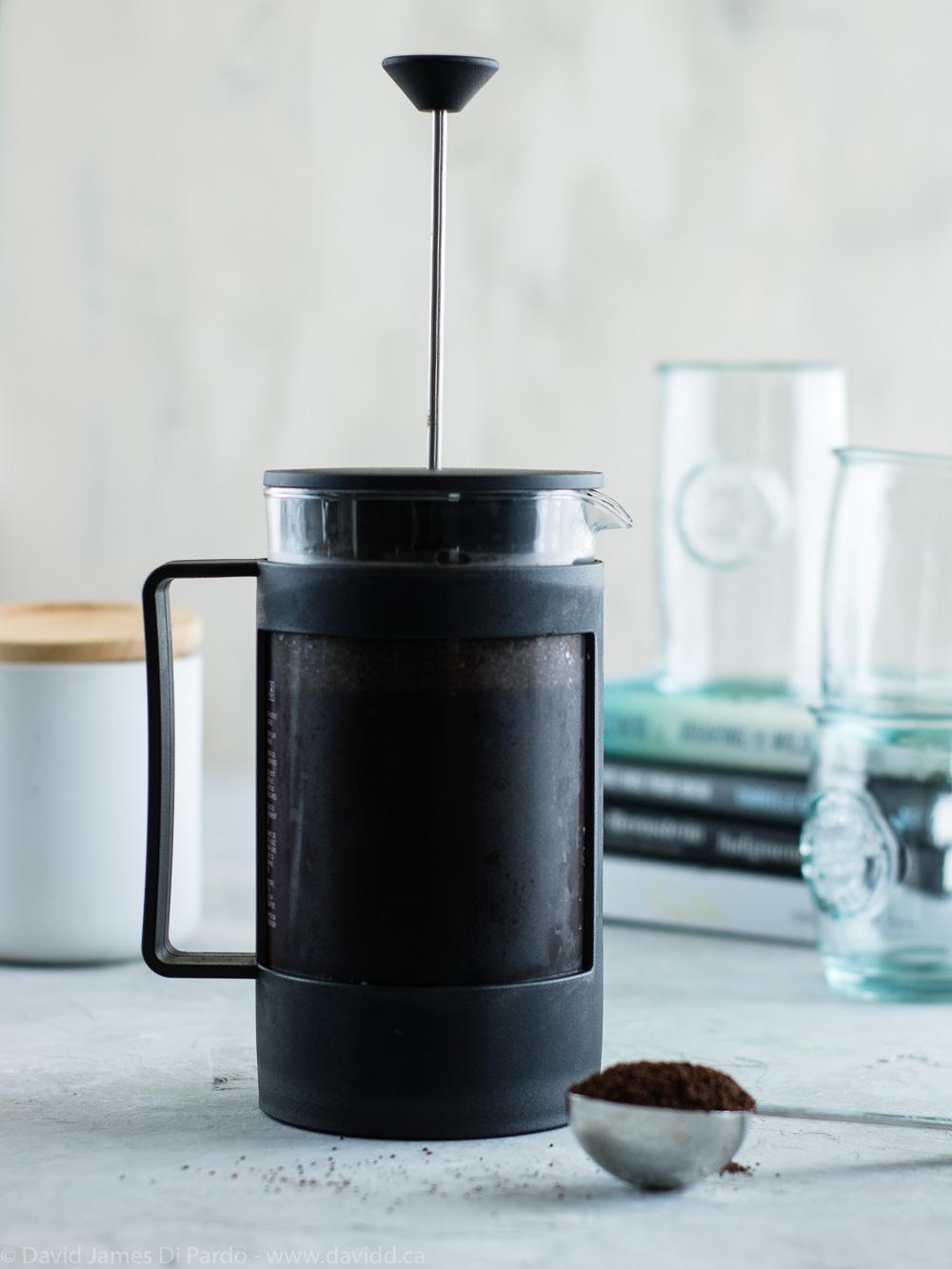 DIY Cold Brew Coffee