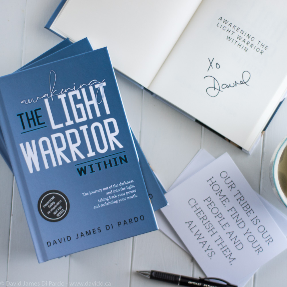 Awakening the Light Warrior Within Book