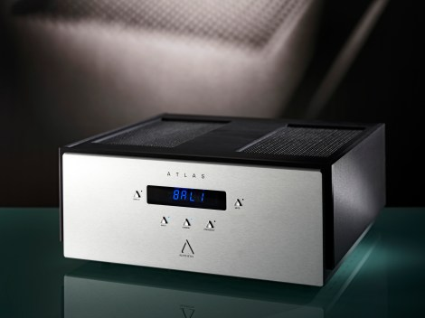 Aesthetix Atlas Signature hybrid power amplifier