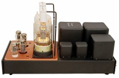 Icon Audio limited edition MB81 mono blocks - side view